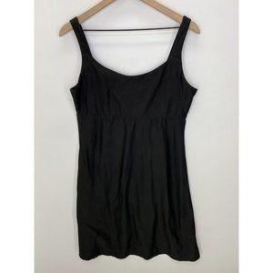 KIINI Women's Sleeveless Dress Black Size Large